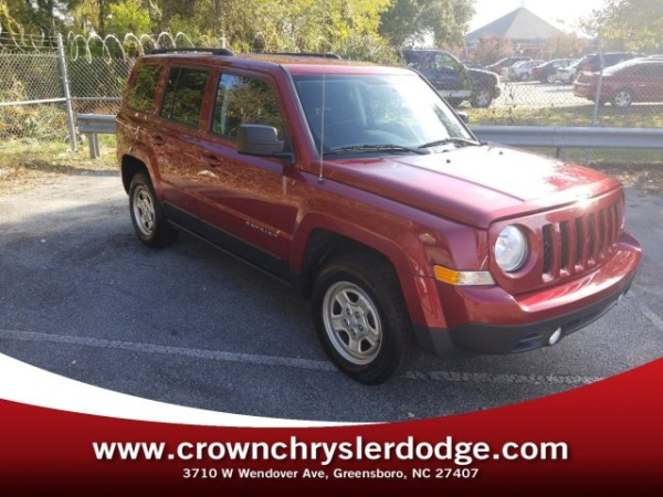 2016 Jeep Patriot in Greensboro, NC