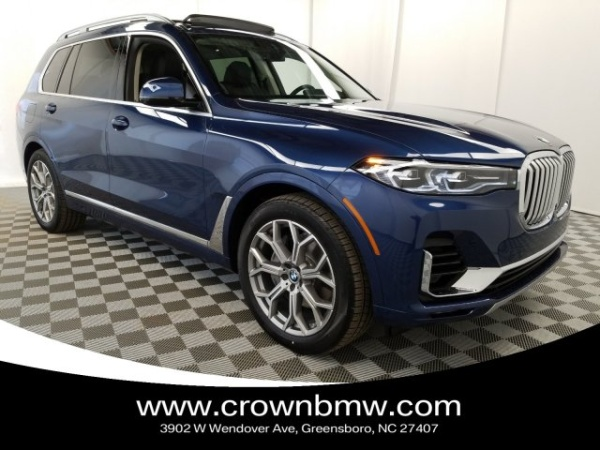 2020 BMW X7 in Greensboro, NC