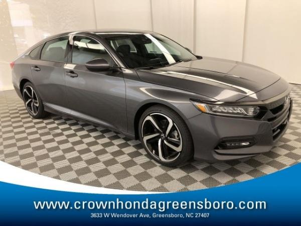 2020 Honda Accord in Greensboro, NC