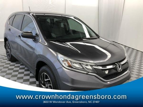 2016 Honda CR-V in Greensboro, NC