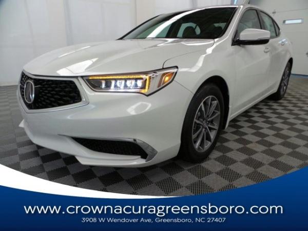 2020 Acura TLX in Greensboro, NC