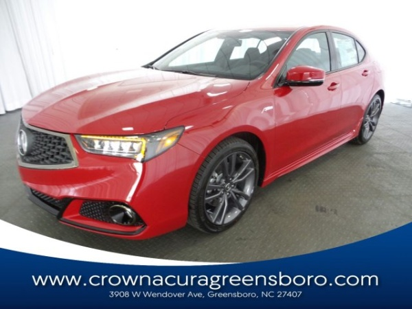 2019 Acura TLX 3.5L SH-AWD with A-Spec Package