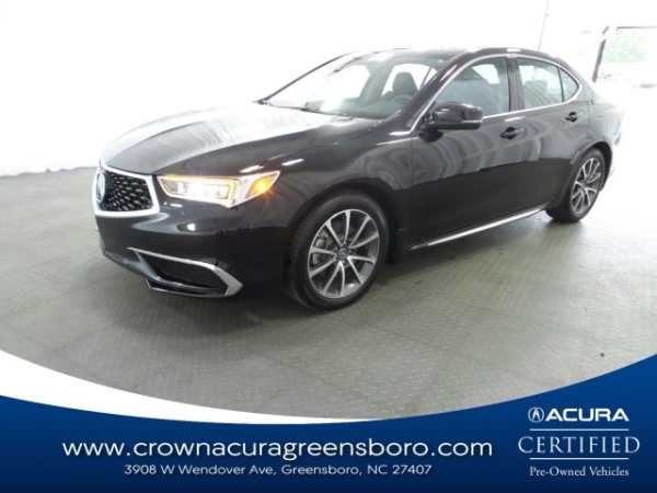 2018 Acura TLX 3.5L SH-AWD with Technology Package