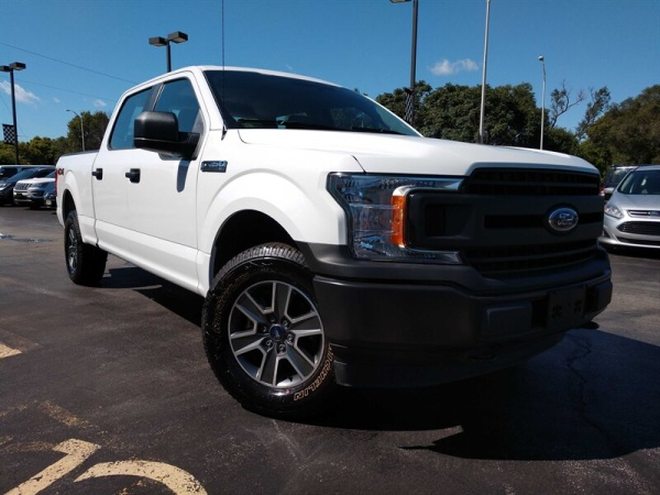 2018 Ford F-150 in Channahon, IL