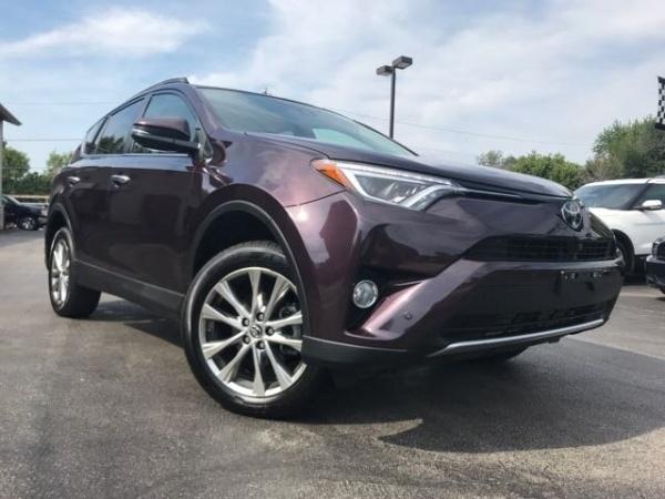 2016 Toyota RAV4 in Channahon, IL