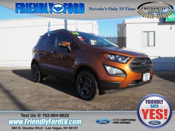 2018 Ford EcoSport in Las Vegas, NV