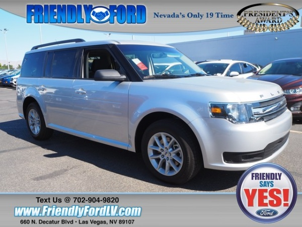 2019 Ford Flex in Las Vegas, NV