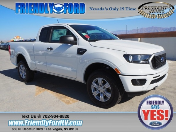 2019 Ford Ranger in Las Vegas, NV