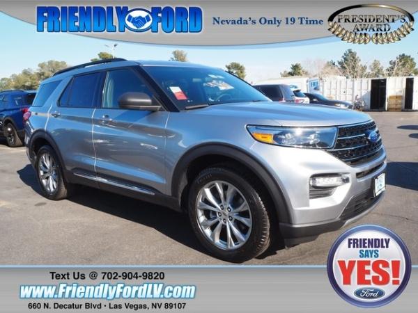 2020 Ford Explorer in Las Vegas, NV