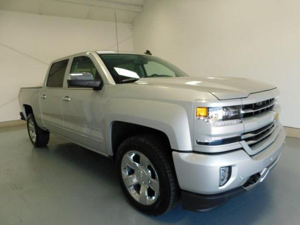 2018 Chevrolet Silverado 1500 in Decatur, AL