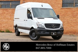 2018 Mercedes Benz Sprinter Cargo Van 2500 Standard Roof Swb Rwd For In Hoffman