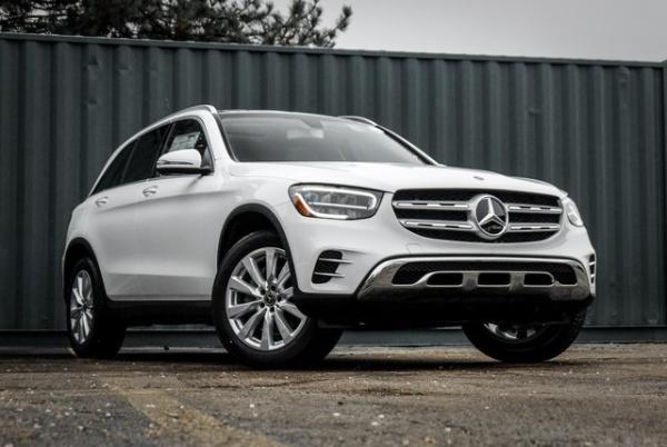 2020 Mercedes-Benz GLC in Hoffman Estates, IL