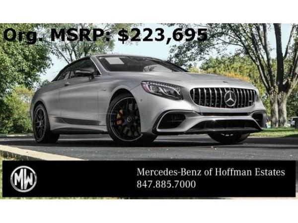 2018 Mercedes-Benz S-Class in Hoffman Estates, IL