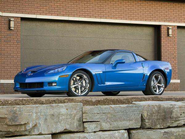 2010 Chevrolet Corvette Grand Sport