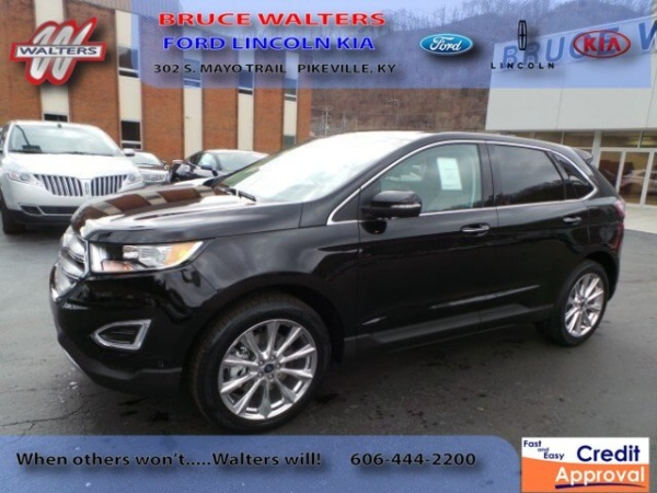 2018 Ford Edge in Pikeville, KY