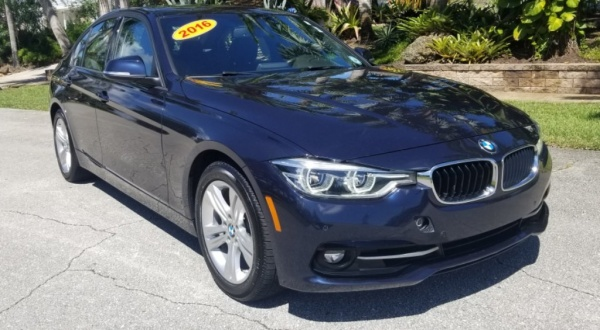 2016 BMW 3 Series in North Palm Beach, FL