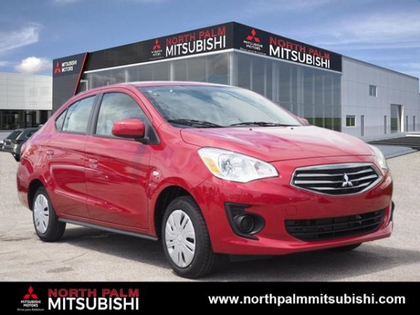 2019 Mitsubishi Mirage in North Palm Beach, FL