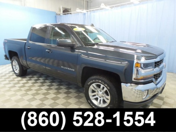 2017 Chevrolet Silverado 1500 in East Hartford, CT