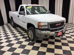 Used Work Trucks >> Used Gmc Sierra 2500hd Classic Work Trucks For Sale Truecar