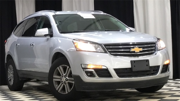 2017 Chevrolet Traverse in Machesney Park, IL