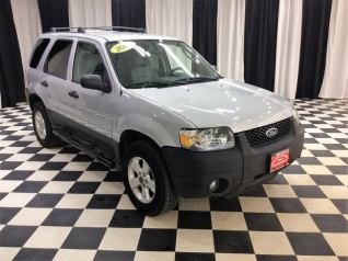 2005 ford escape xlt 3.0l v6 4wd suv
