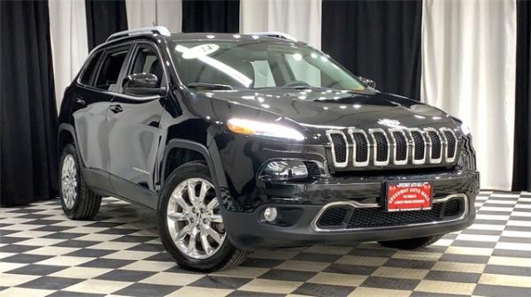 2014 Jeep Cherokee in Machesney Park, IL