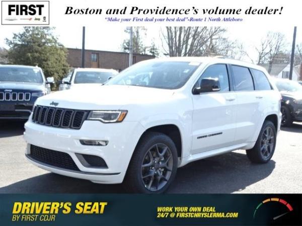 2020 Jeep Grand Cherokee in North Attleboro, MA