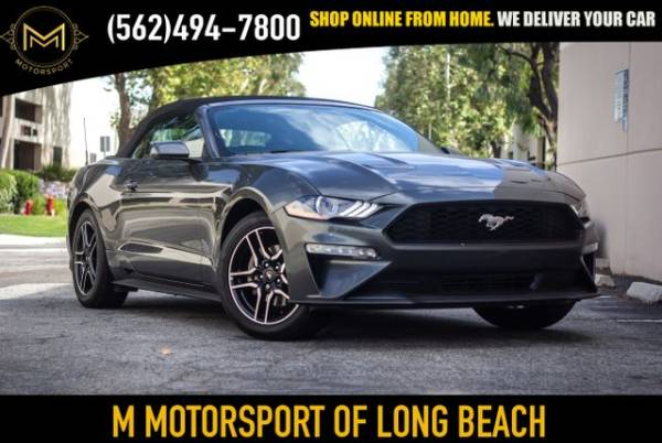 2018 Ford Mustang in Long Beach, CA