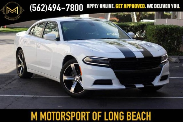 2017 Dodge Charger in Long Beach, CA