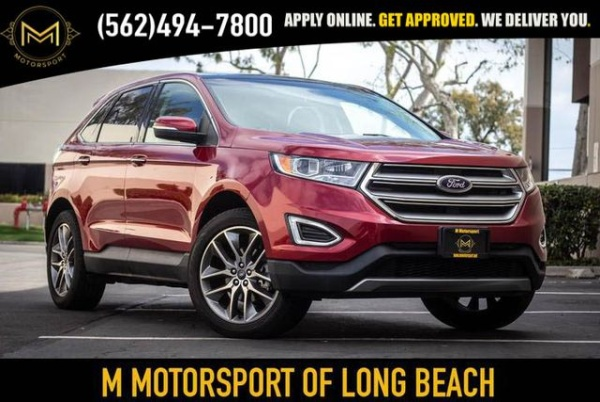2015 Ford Edge in Long Beach, CA