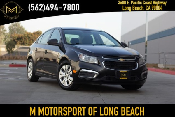 2016 Chevrolet Cruze Limited in Long Beach, CA