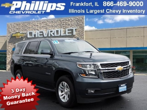 2019 Chevrolet Tahoe in Frankfort, IL