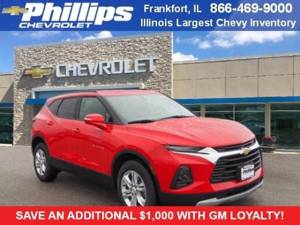 2020 Chevrolet Blazer in Frankfort, IL