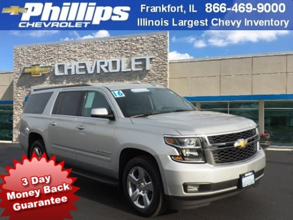 2016 Chevrolet Suburban in Frankfort, IL