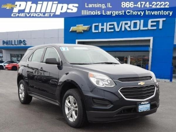 2017 Chevrolet Equinox in Lansing, IL