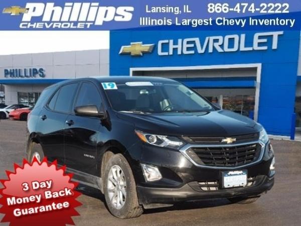 2019 Chevrolet Equinox in Lansing, IL