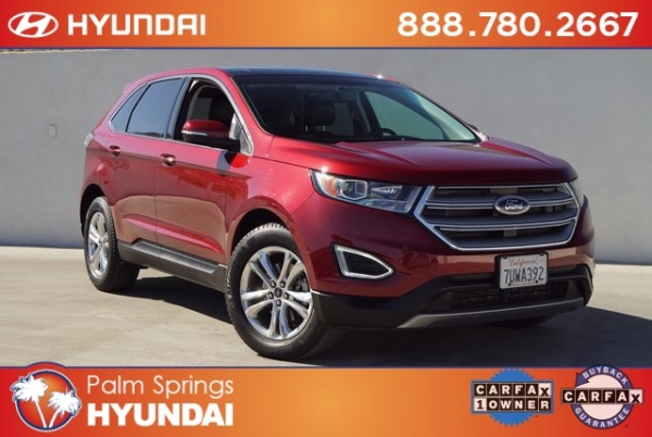 2016 Ford Edge in Palm Springs, CA