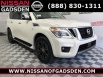 2019 Nissan Armada Platinum RWD for Sale in Gadsden, AL