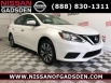 2019 Nissan Sentra SV CVT (alt) for Sale in Gadsden, AL