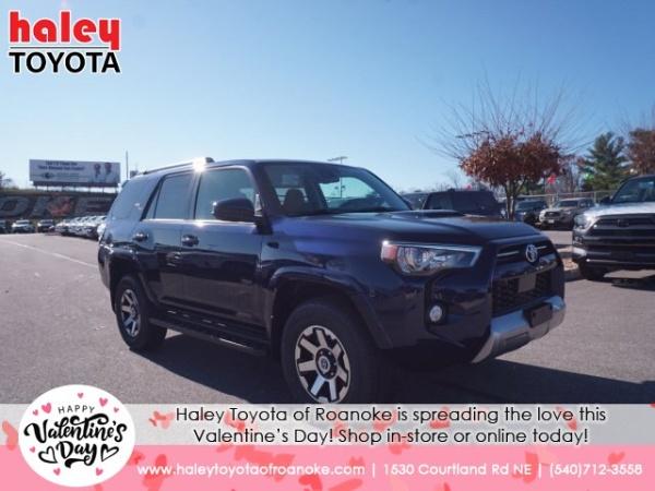 2020 Toyota 4Runner in Roanoke, VA
