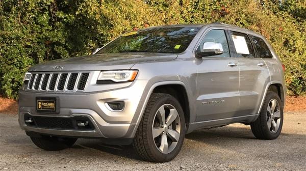 2016 Jeep Grand Cherokee in Mt. Pleasant, SC