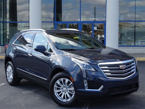 2019 Cadillac XT5 Standard