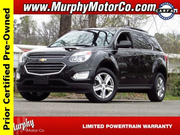 2016 Chevrolet Equinox in Raleigh, NC