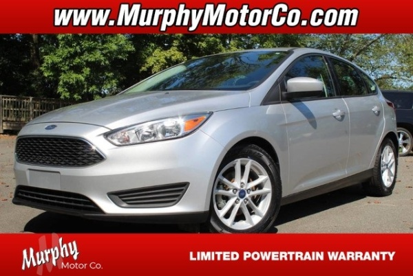 2018 Ford Focus in Raleigh, NC