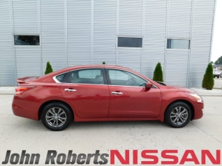 Used 2015 Nissan Altima 2.5 S For Sale In Manchester, TN
