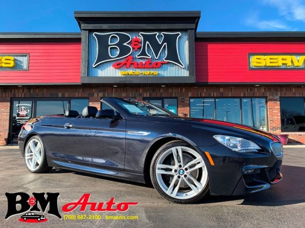 2013 BMW 6 Series in Oak Forest, IL