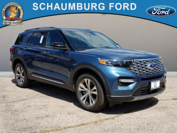 2020 Ford Explorer in Schaumburg, IL