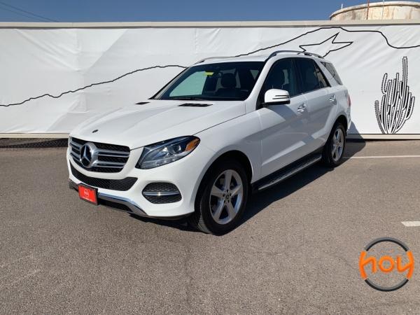 2018 Mercedes-Benz GLE in El Paso, TX