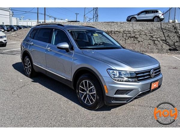 2020 Volkswagen Tiguan in El Paso, TX
