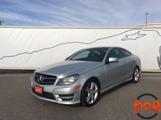 Mercedes El Paso >> Used Mercedes Benz C Class For Sale In El Paso Tx 9 Used C Class